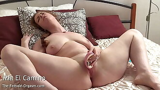 Exclusive Compilation of Twenty Girls Pleasuring Themselves To Pussy Throbbing Climaxes